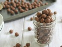 Homemade chocolate cereal puffs that won't put you in a sugar coma