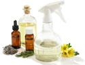 Homemade essential oil air fresheners