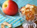 Make your own apple and banana chips, no fancy equipment required