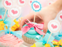 Host a Valentine's Day party for kids