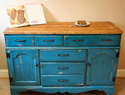 How to upcycle a dresser