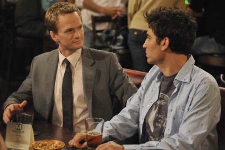 How I Met Your Mother's Barney and Ted