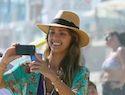 How Jessica Alba got over her body image issues