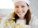 How to become a successful female chef
