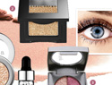 How to choose the right glitter eye makeup for your eye color