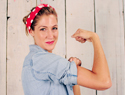 A Rosie the Riveter costume DIY that'll make you feel like a total badass