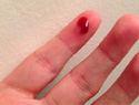 How to make your own fake blood