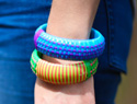 How to replicate Marc Jacobs designer bangles