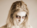 How to... do ghost makeup for Halloween