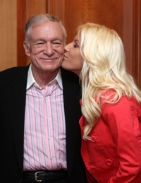Hugh Hefner divorce