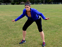 Hunger Games fitness challenge: Agility and speed