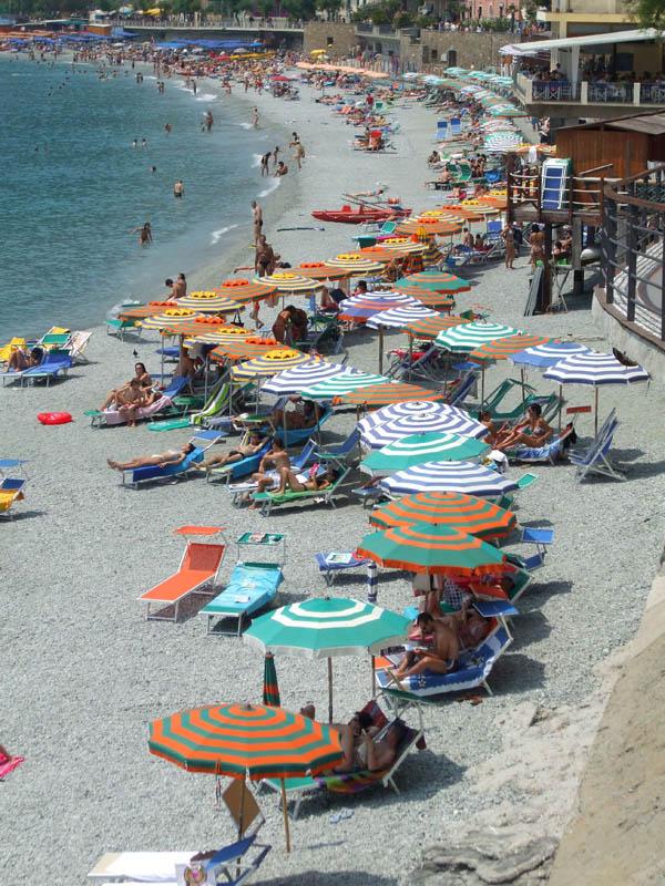 Cinque Terre town of Monterosso al Mare