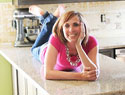 I survived! Mandy of Sugar Bee Crafts talks about her kitchen makeover
