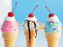 Ice cream cone cupcakes recipe