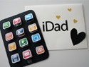 iDad Father's Day card