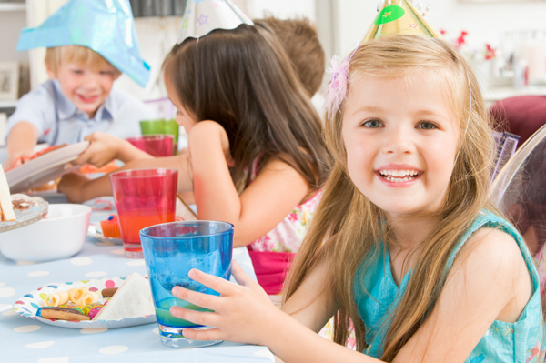 Easy kids birthday party recipes