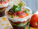 Individual 7-layer dips mean you don't have to share