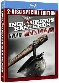 Inglourious Basterds, now on DVD and Blu-ray