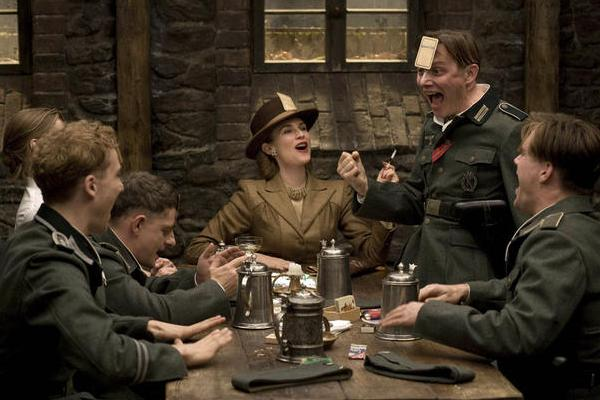 Diane Kruger joins the boys club of Inglourious Basterds