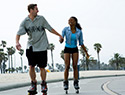 Inline skating gets you fit fast: Rollerblading for fitness