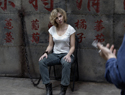 INTERVIEW: Scarlett Johansson's long, painful week on the set of Lucy