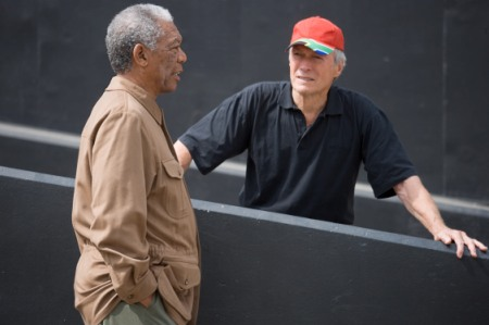 Morgan Freeman and Clint Eastwood go at it again