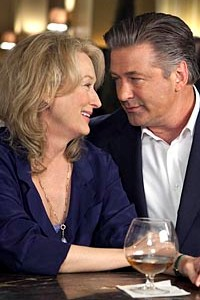 Meryl and Alec make magic in It's Complicated