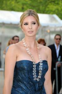 Ivanka Trump easily recalls her modeling days
