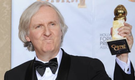 James Cameron wins The Golden Globes highest honor: Best Picture Drama for Avatar
