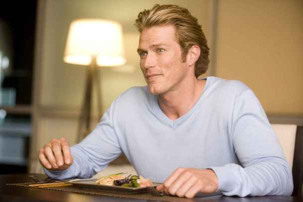 Jason Lewis in Sex and the City: The Movie