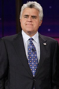 Jay Leno returns to The Tonight Show