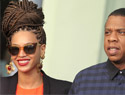 Jay-Z on Beyoncé pregnancy rumors: LOL, no