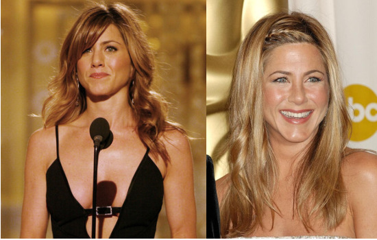 Jennifer Aniston Haircut With Bangs. Jennifer Aniston Hair