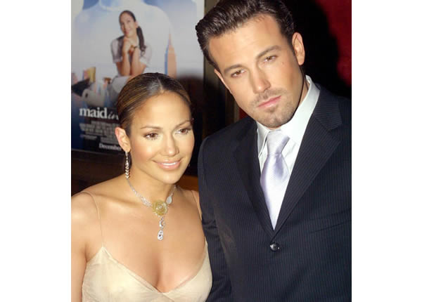 Ben Affleck & Jennifer Lopez: celebrity couple