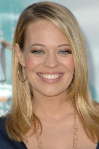 Jeri Ryan has much to smile about