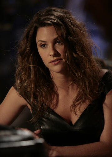 Jill Wagner on Stargate: Atlantis