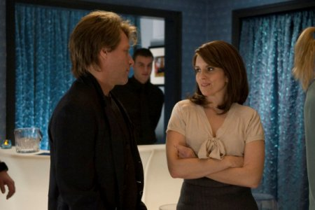 Jon Bon Jovi and Tina Fey on the Valentine's Day 30 Rock