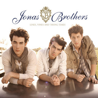 The Jonas Brothers return with an album for the times