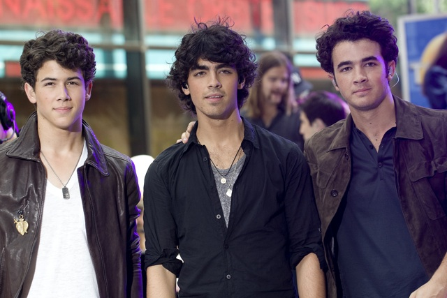 The Jonas Brothers have one less brother for girls to dream of marrying