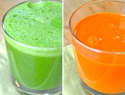 Juicing for the first time: 3 Recipes for beginners