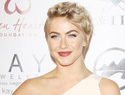Julianne Hough has a genius way to wear a grown-out pixie