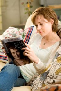Amy Adams in Julie and Julia, now on DVD