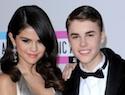Justin Bieber serenades Selena Gomez during the AMAs?