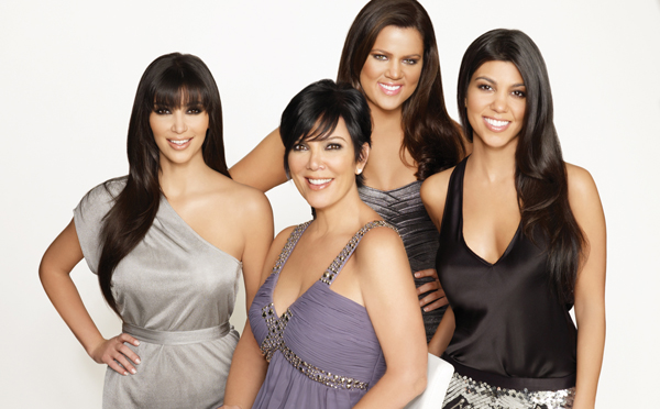 Keeping up with Kim, Khloe, Kris and Kourtney