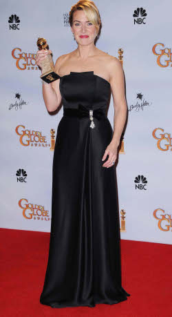 Kate Winslet - Golden Globe Awards