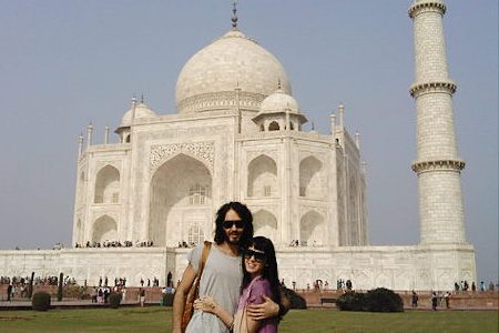 Russell Brand and Katy Perry in India, now are getting married!