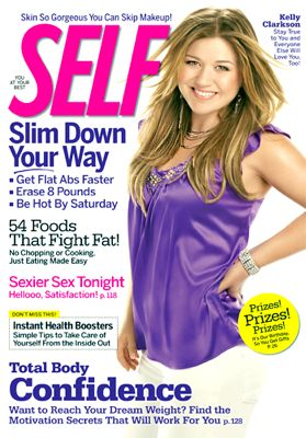 Kelly Clarkson on Self