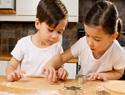 Children with Cookie Cutter