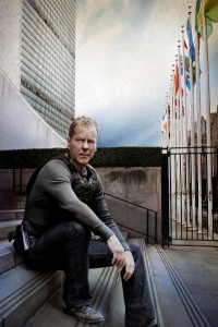 Kiefer Sutherland in 24