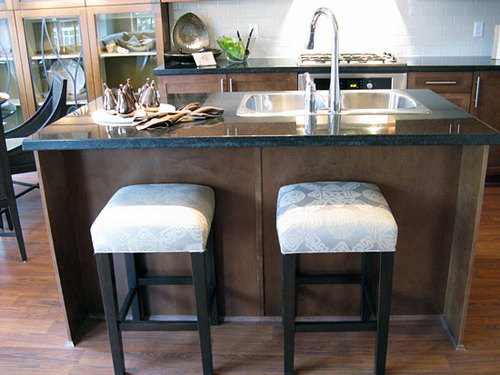 Kitchen Island Design With Sink